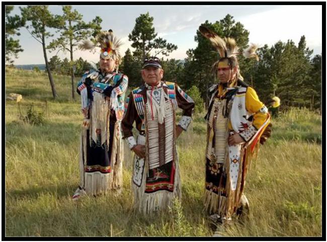 Lakota Tänzer